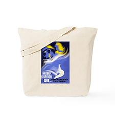 Hatred Suspicion War Tote Bag