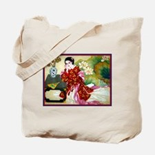 Unique Japanese Tote Bag