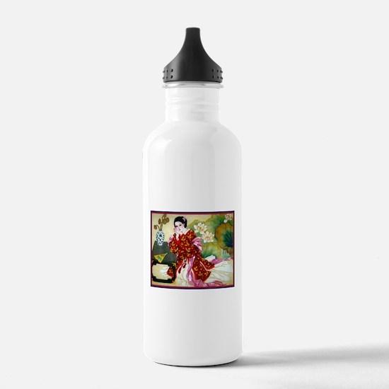 Cute China Water Bottle