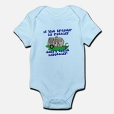 If the trailer is Rockin, Don Infant Bodysuit