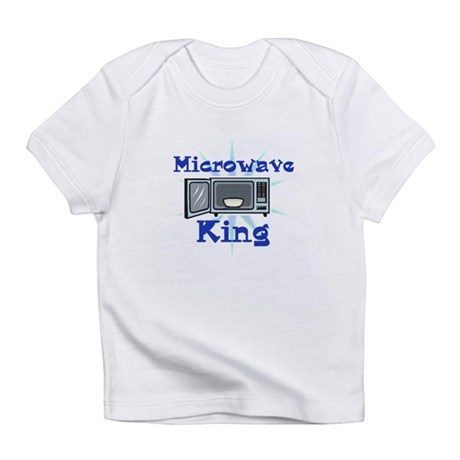 Microwave King Design Infant T-Shirt
