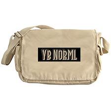 YB NORML Messenger Bag