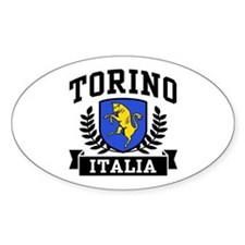 Torino Italia Decal