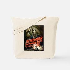 Remember September 11th Tote Bag