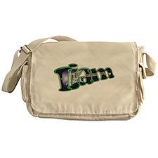 I Jam Electric Guitar Messenger Bag