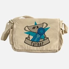 World's Best Father Messenger Bag