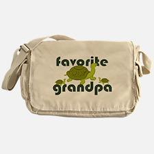 Favorite Grandpa Messenger Bag
