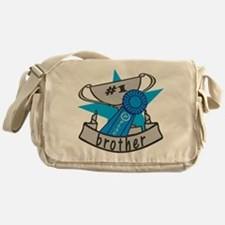 World's Best Brother Messenger Bag