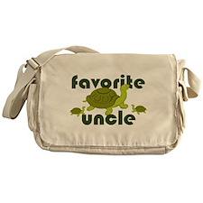 Favorite Uncle Messenger Bag