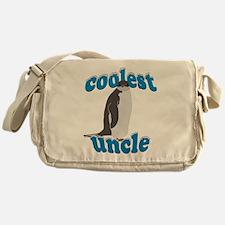 Coolest Uncle Messenger Bag