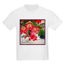 Unique Japanese woodblock T-Shirt