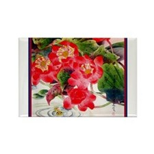 Cute New years Rectangle Magnet (100 pack)
