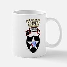 SOF - 1st Ranger Infantry Co - Abn Mug