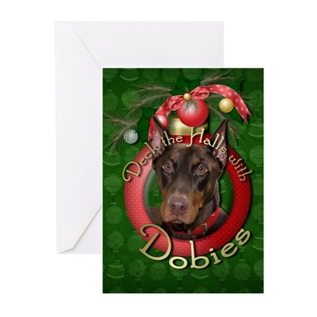 Christmas - Deck the Halls - Greeting Cards (Pk of
