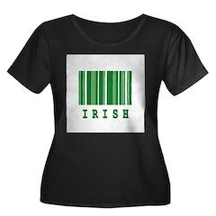 Irish Barcode Design T