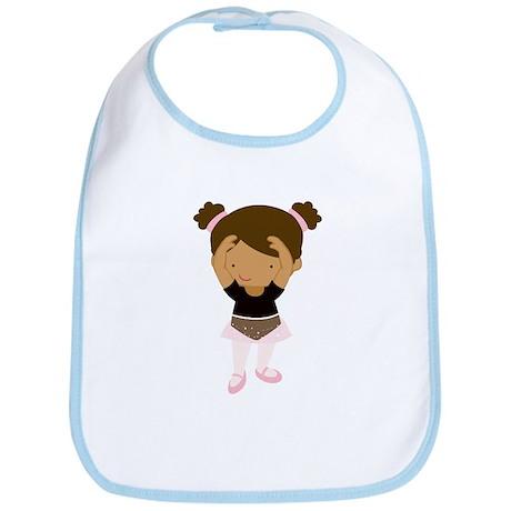 Little Ballerina Bib