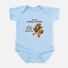 Animal Lover (Hug Shit Outta Infant Bodysuit