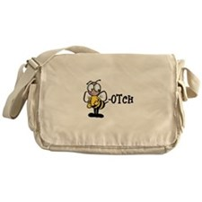 Beeotch (Bitch) Messenger Bag