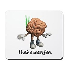 Brain Fart Mousepad
