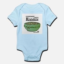 Everybody loves Ramen Infant Bodysuit