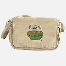 Everybody loves Ramen Messenger Bag