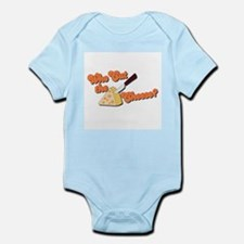 Who Cut the Cheese? Onesie
