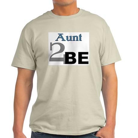 Aunt 2 Be Ash Grey T-Shirt