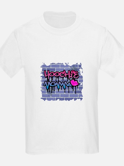 """Graffiti Style """"Hoochie Momma T-Shirt"""