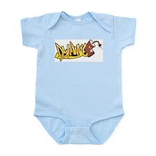"Graffiti ""Dynamite"" Design Infant Bodysu"