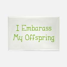 Embarass Offspring Rectangle Magnet