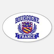 Bourgogne France Decal