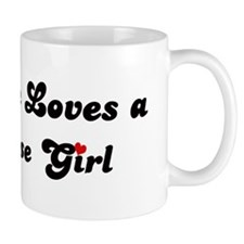 Loves San Jose Girl Coffee Mug