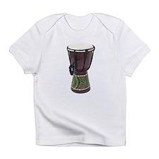 Tall_Djembe_Drum Infant T-Shirt