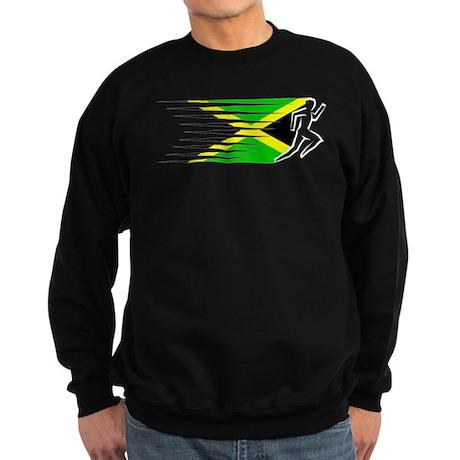 Athletics Runner - Jamaica Sweatshirt (dark)