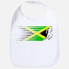 Athletics Runner - Jamaica Bib