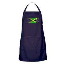 Athletics Runner - Jamaica Apron (dark)