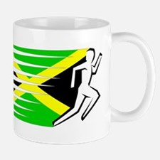 Athletics Runner - Jamaica Mug