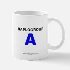 Haplogroup A Mug