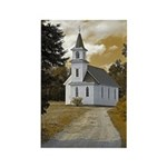 Riverside Presbyterian Church Rectangle Magnet (10