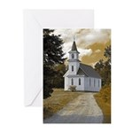 Riverside Presbyterian Church Greeting Cards (Pk o