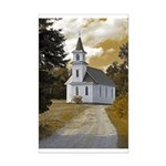 Riverside Presbyterian Church Mini Poster Print