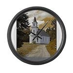 Riverside Presbyterian Church Large Wall Clock