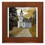 Riverside Presbyterian Church Framed Tile
