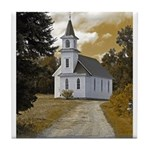 Riverside Presbyterian Church Tile Coaster