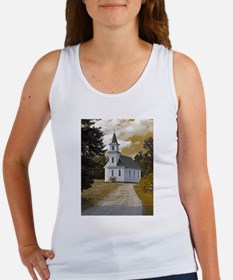 Riverside Presbyterian Church Women's Tank Top