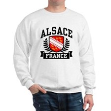 Alsace France Sweatshirt