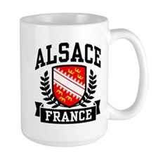 Alsace France Mug