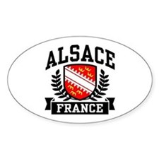 Alsace France Decal