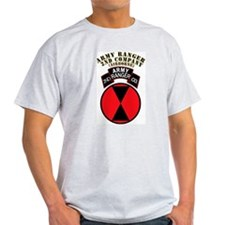 SOF - Army Ranger - 2nd Company T-Shirt