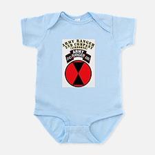 SOF - Army Ranger - 2nd Company Infant Bodysuit